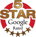 View Our Google 5 Star Reviews