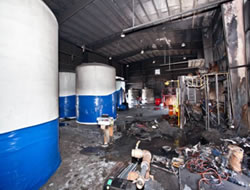 Port St. Lucie Industrial Insurance Claim