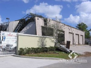 Warehouse Insurance Claim Coral Springs
