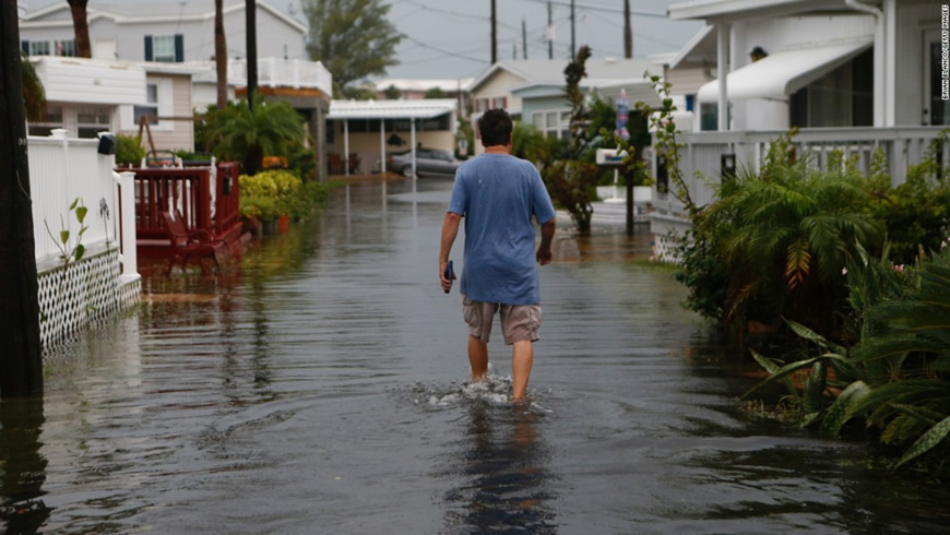 Hurricane Irma Claims South Florida