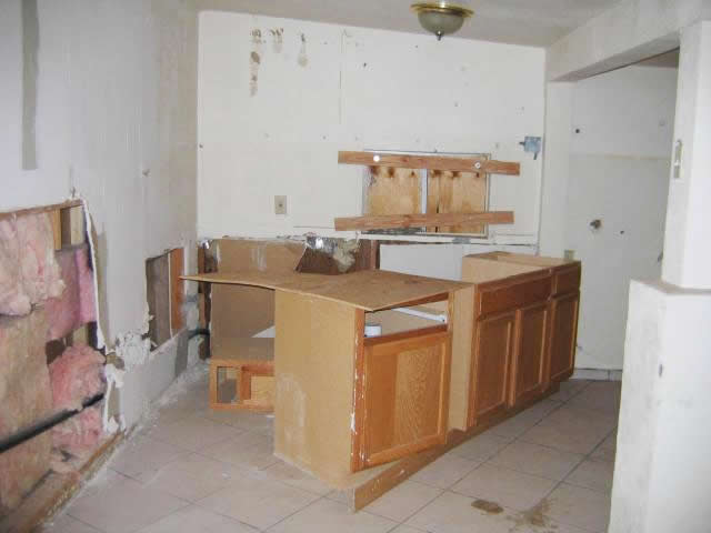 Water Damage Claim in Florida Winter Home Condo Unit